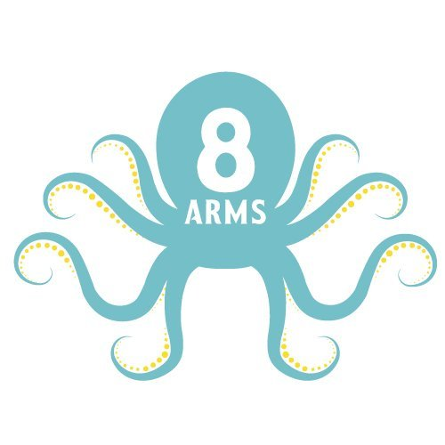 8 Arms Group Logo
