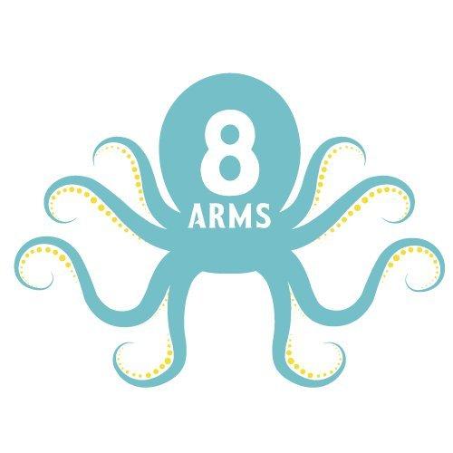 8 Arms Group Logo