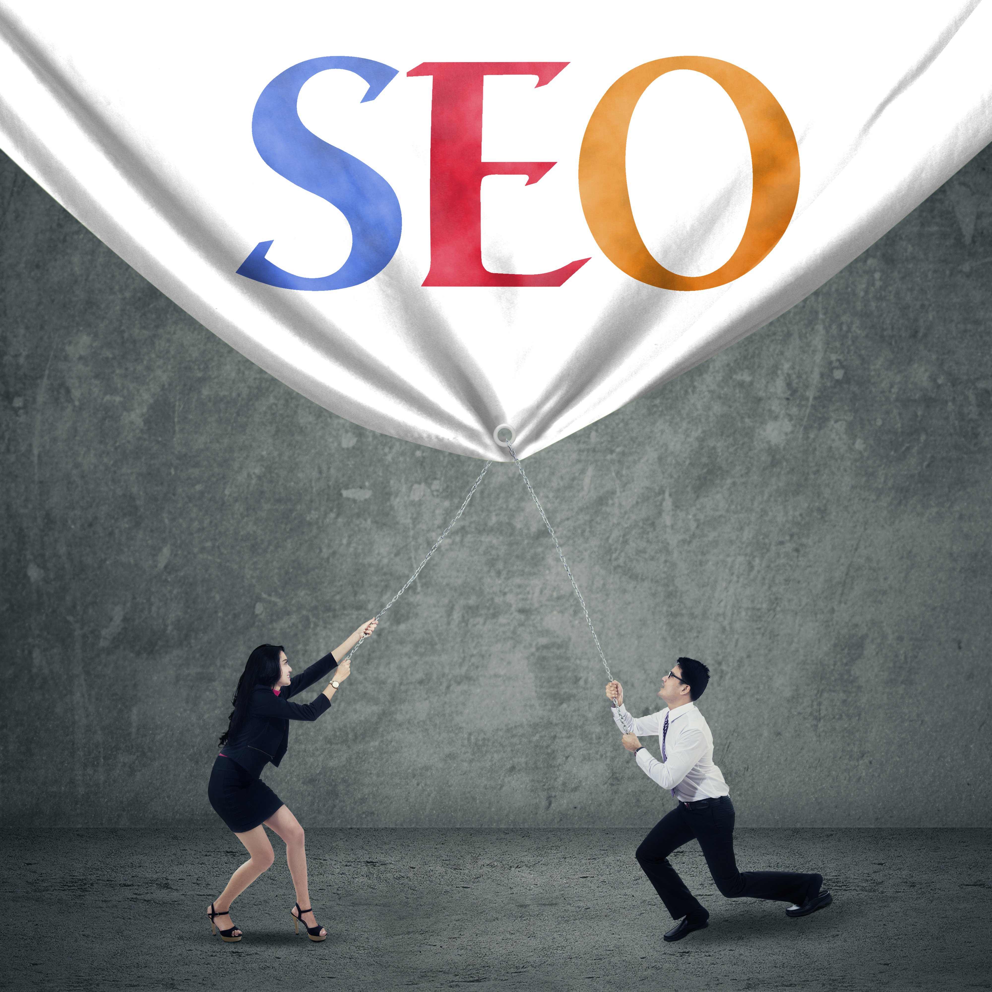 rank higher with SEO in search