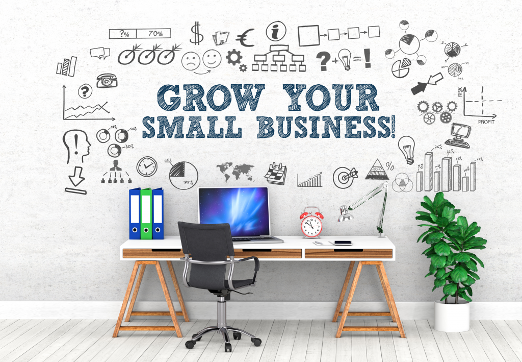 grow your small business in raleigh