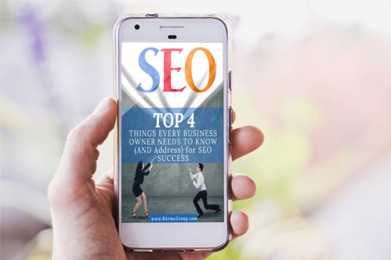 free SEO ebook small business
