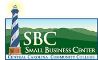 Small Business Center Central Carolina Community Center logo
